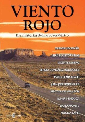 Read Online Viento rojo / Red Wind (Narrativa) (Spanish Edition) ebook