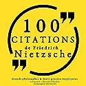 100 citations de Friedrich Nietzsche | Livre audio Auteur(s) : Friedrich Nietzsche Narrateur(s) : Patrick Blandin