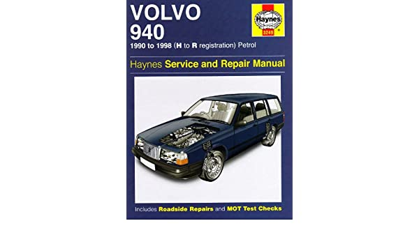 Volvo 940 Petrol Service and Repair Manual: 1990 to 1998 Haynes Service and Repair Manuals: Amazon.es: John S. Mead: Libros en idiomas extranjeros