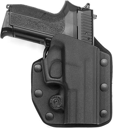 - Glock 19 X Holster - Thermo Molded Polymer Molle Holster - Old-World Craftsmanship (VKK8)