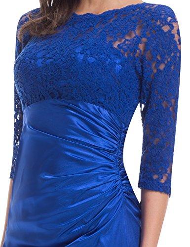 Ever Azul HE09882SB14 Vestido Pretty mujer Zafiro para S68rSwq