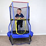 Skywalker Trampolines 100lbs Bounce-N-Learn 40'' Trampoline with Enclosure