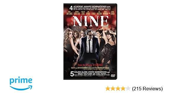 Amazon.com: Nine: Daniel Day-Lewis, Penelope Cruz: Movies & TV