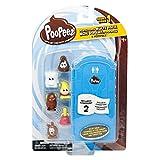 Poopeez Series 1 Porta Potty Multi Pack Squishy