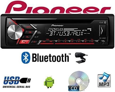 USB CD Einbauset f/ür Mercedes SLK R170 JUST SOUND best choice for caraudio Bluetooth Android Einbauzubeh/ör Autoradio Radio Pioneer DEH-S3000BT MP3