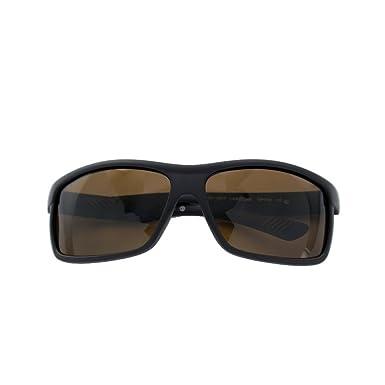 Gafas de sol para hombre Guy Laroche envolventes marrones ...
