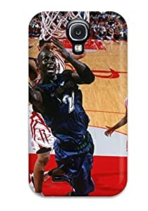Best nba basketball kevin garnett minnesota timberwolves NBA Sports & Colleges colorful Samsung Galaxy S4 cases 2723036K534837968
