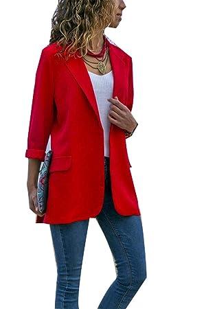 Sijux Mujeres Dama Hebilla Oscura Trench Coat Famale Polo Collar Medio Manga Larga Casual Vestidos De