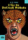L'ile du docteur Moreau par Wells