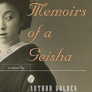 Memoirs of a Geisha Hörbuch