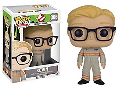 Ghostbusters 2016 - Kevin POP Figure Toy 3 x 4in | Popular Toys