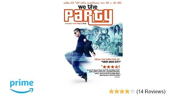 Amazon com: We The Party: Mandela Van Peebles, Makaylo Van Peebles