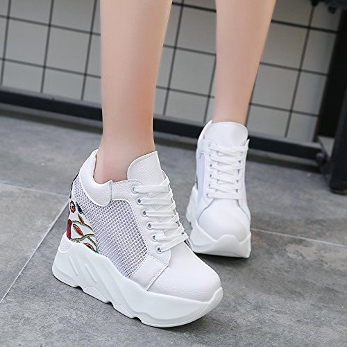 Ajunr Moda/elegante/Transpirable/Sandalias Ajunr Moda/elegante/Transpirable/Sandalias Fondo grueso mayor solo zapatos muffin zapatos de tacon alto black