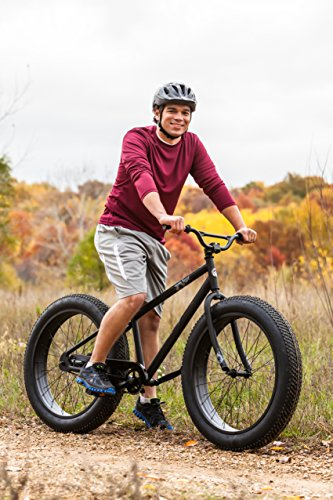 Mongoose-Beast-Mens-Fat-Tire-Bicycle