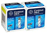 #3: Contour-Next Bayer Blood Glucose Test Strips, 100 Count