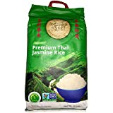 Four Elephants Premium Thai Jasmine Rice Non-GMO 25 lbs