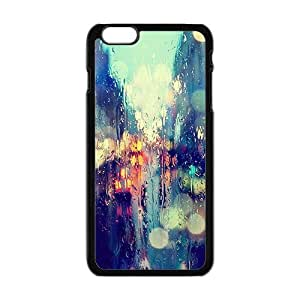 """Tony Diy Abstract colorful Car glass lighting cell phone case cover for iPhone 6 JworZ2xdPRh Plus 5.5"""""""