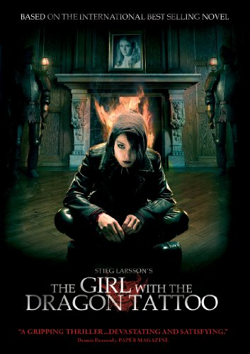 DVD : The Girl With the Dragon Tattoo (Dubbed, AC-3, Dolby, )
