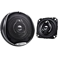 Kenwood KFC-1094PS 4-Inch 3-Way Speakers, 1 pair