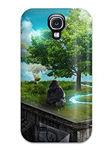 New Style For Galaxy Protective Case, High Quality For Galaxy S4 Hope Skin Case Cover 1274193K91106355