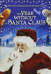 Year Without A Santa (Live Action) / Richie Rich's Christmas Wish (2 Pack)