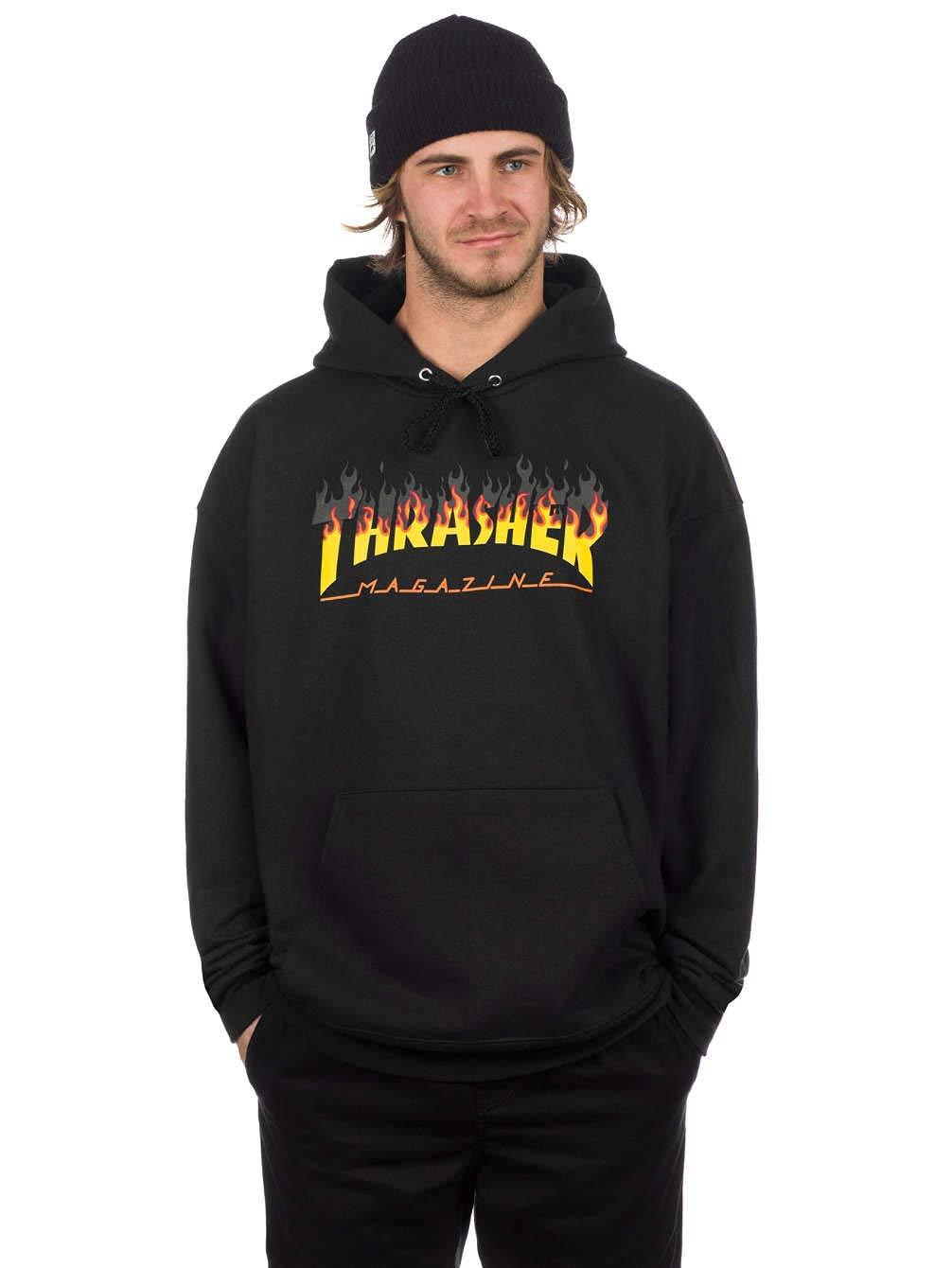 Thrasher Bbq Black Shirts
