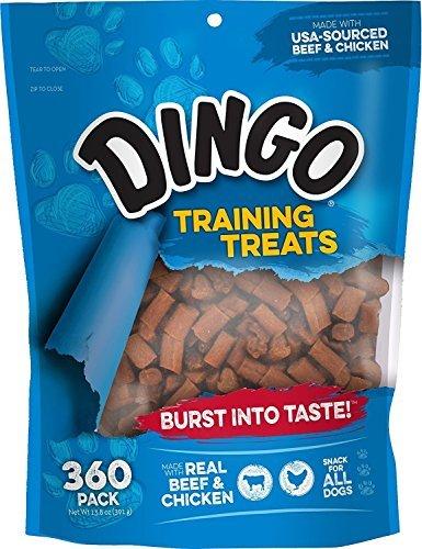 Dingo Training Treats 360ct