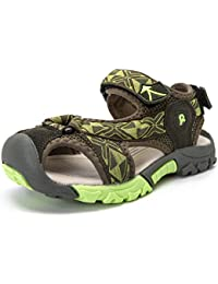 Summer Beach Outdoor Closed-Toe Sandals for Boys and Girls (Toddler/Little Kid/Big Kid)