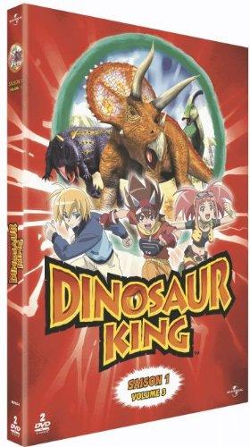 Dinosaur King - Saison 1 - Volume