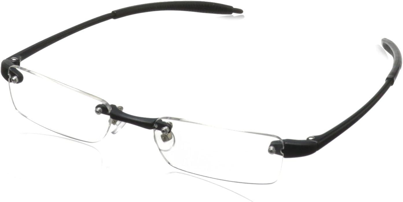 b0dbe4ef738 Amazon.com  Visualites 237 Rectangular Reading Glasses