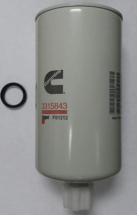 Amazon.com: Dispositivo separador de agua y combustible ...