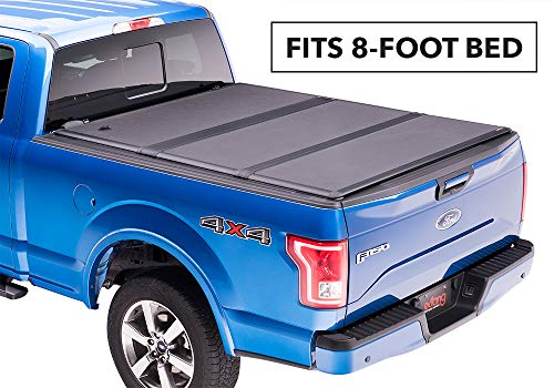 Extang Encore Soft Folding Truck Bed Tonneau Cover | 62488 | fits Ford Super Duty Long Bed (8 ft) 2017-18