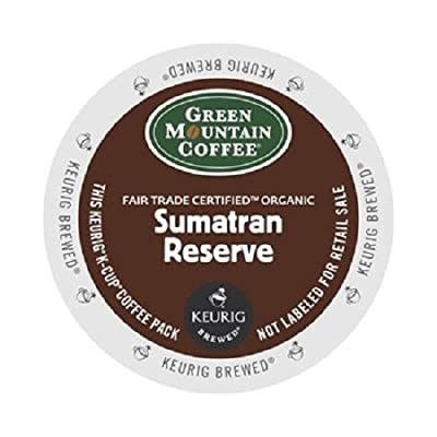 Green Mountain Coffee K-Cup Portion Pack for Keurig Brewers