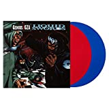 Liquid Swords Red & Blue Vinyl