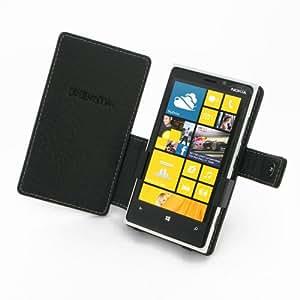 Pdair 4894362173337 - Funda de cuero para nokia lumia 920