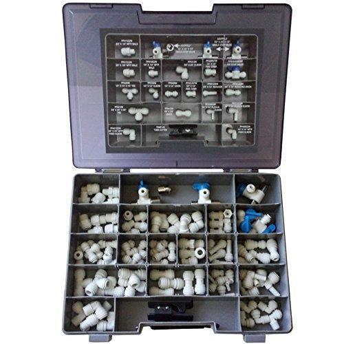 - John Guest Speedfit KIT-ISRK Polypropylene Service and Repair Kit, 1/4