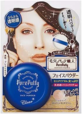 SANA Keana Pate Shokunin Clear Face Powder, 48 Gram
