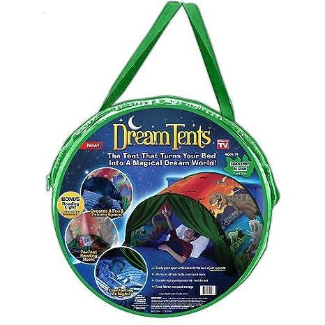 DreamTents Fun Pop Up Tent - Dinosaur Island  sc 1 st  Amazon.com & Amazon.com: DreamTents Fun Pop Up Tent - Dinosaur Island: Toys u0026 Games