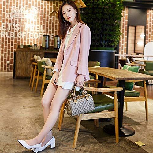 Spfazj Salvaje Primavera Nueva Coreana 2019 Almohada Bolso Boston Mujer Bolsa Gold Moda Ola Mensajero De Bolsos rSqxrR
