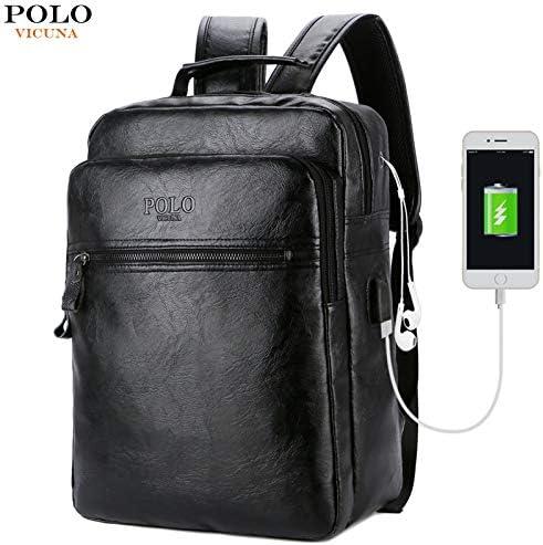 QWKZH Mochilas Mochila para portátil de Viaje con Cable USB para ...