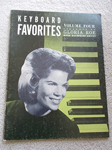Keyboard Favorites Volume Four