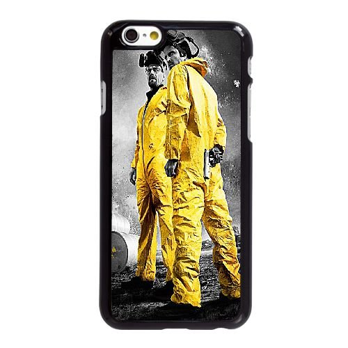 Breaking Bad Q4I72D7JY coque iPhone 6 6S 4.7 Inch case coque black 052KQC