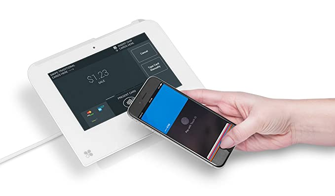 New Clover POS Mini (Open a Merchant Account with NOVAPAY is requiered)  Accept EMV and ApplePay
