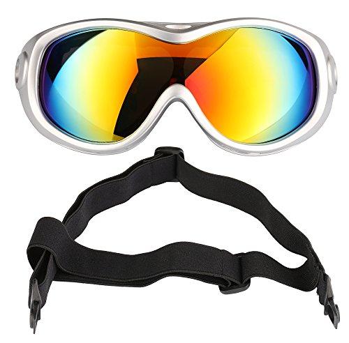 hi kiss dog goggles large sunglasses uv protection for. Black Bedroom Furniture Sets. Home Design Ideas