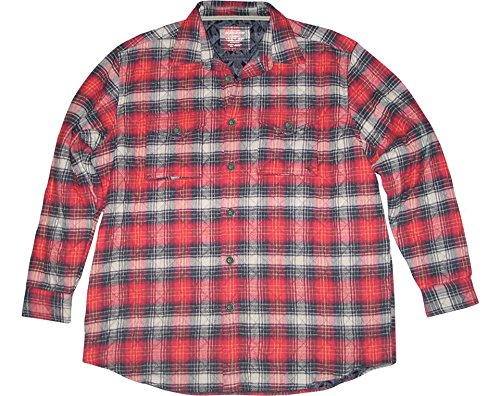 Flannel Quilted Shirt - 3
