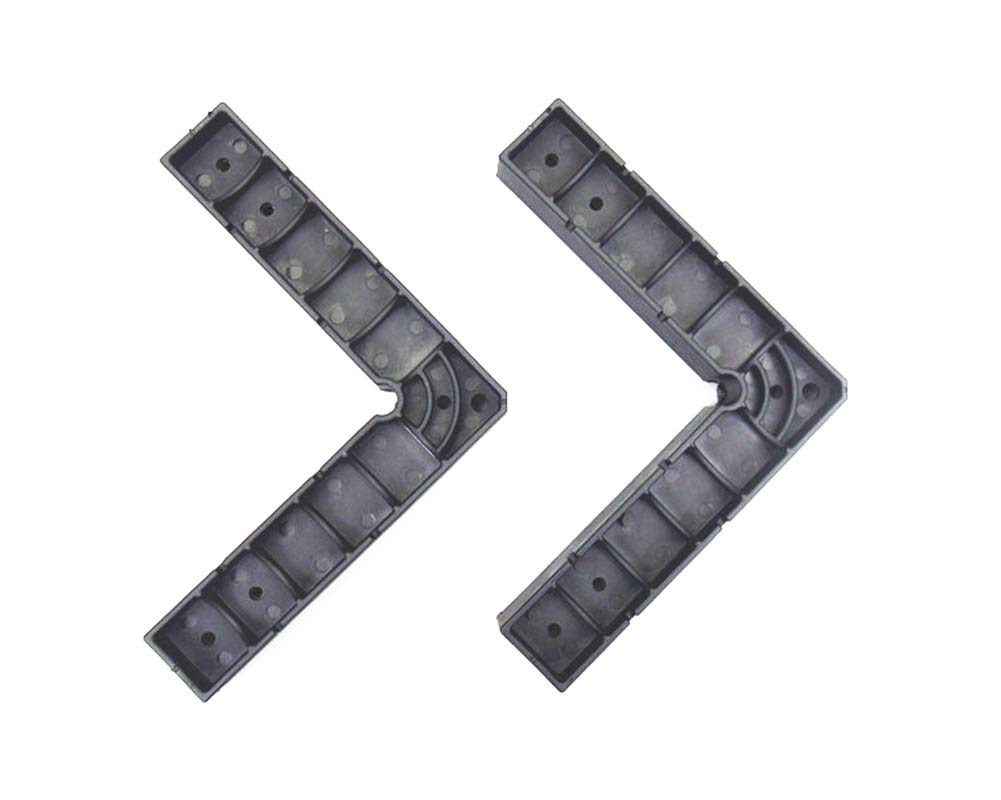 Positioning Squares Clamp It Assembly Square Black Pack of 2 145mm
