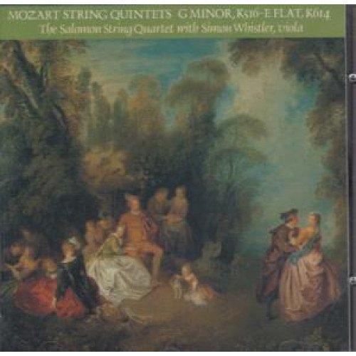 Price comparison product image Mozart: String Quintets K.516 & K.614