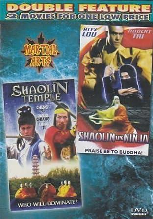 Shaolin Temple / Shaolin vs Ninja Slim Case by Sheng Fu ...