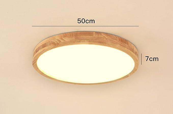 Plafoniere Ultra Sottile Salotto : Ultra sottile condotto soffitto in legno nordica luce salotto