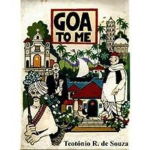 Goa to Me